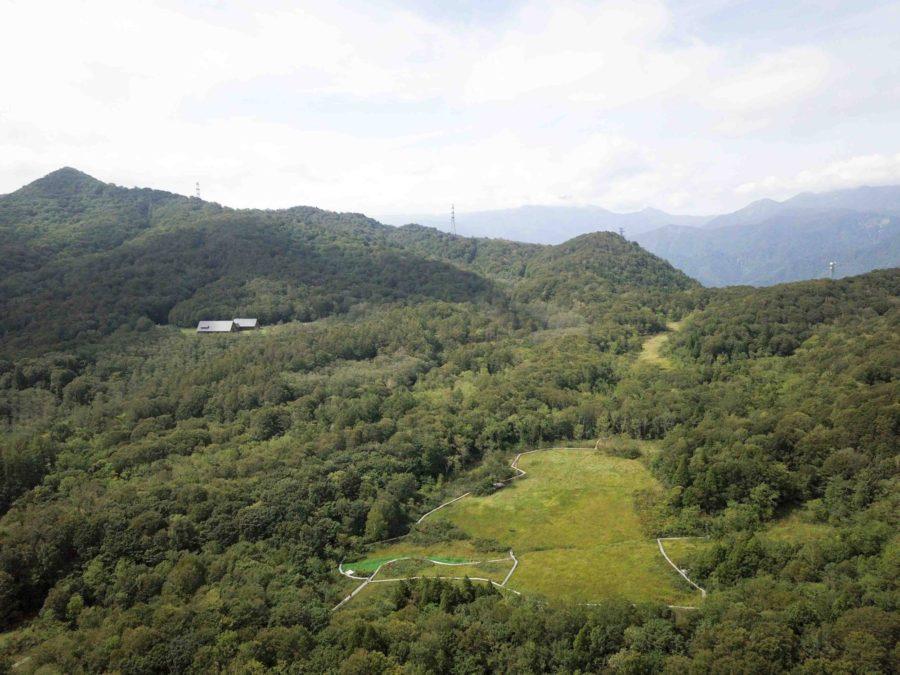 玉原湿原〜尼ヶ禿山